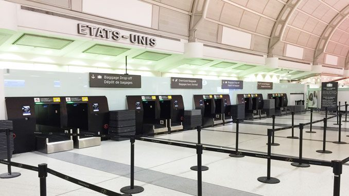 Toronto Pearson to install more self-service bag drops