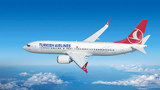 Turkish Airlines selects Panasonic for inflight entertainment and connectivity