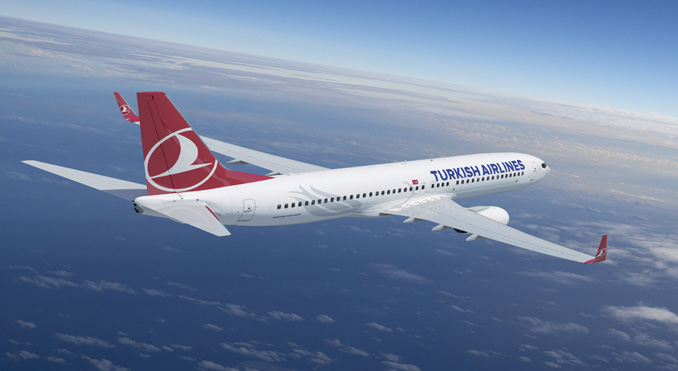 Turkish Airlines selects SKYFE for IFE