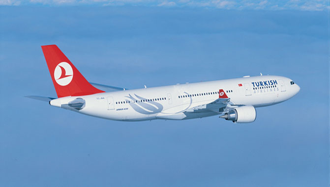 Turkish Airlines opens first lounge in US
