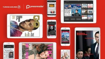 Turkish Airlines PressReader
