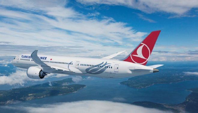 Turkish Airlines Boeing 787-9 Dreamliner