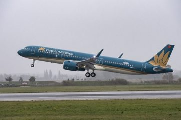 Vietnam Airlines 1st Airbus A321neo