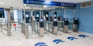 Vilnius Airport introduces biometric ABC eGates