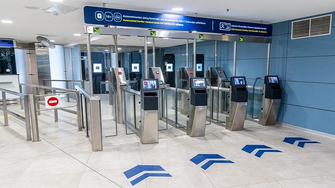 Vilnius Airport ABC eGate