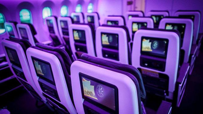 Virgin Atlantic adds live TV on 787 fleet
