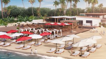 Virgin Holidays to open lounge on the beach