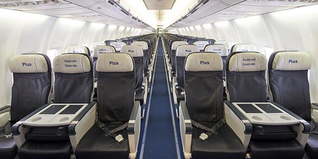 WestJet launches new Plus product