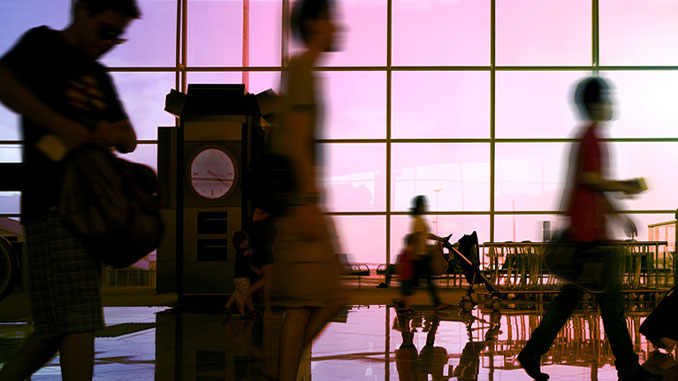 Swedish airports to monitor passenger flow