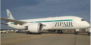 ZIPAIR Boeing 787-8