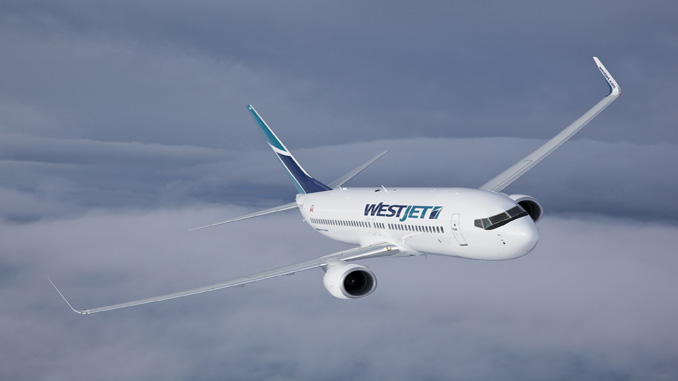 WestJet launches mobile boarding passes for U.S. flights