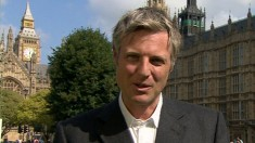 Zac Goldsmith selected as Tory candidate for Mayor of London